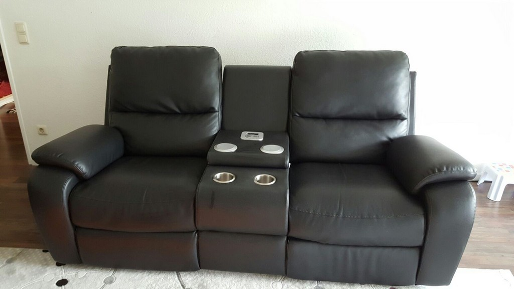 2 Sitzer City Sofa Mit Relaxfunktion Haus Ideen