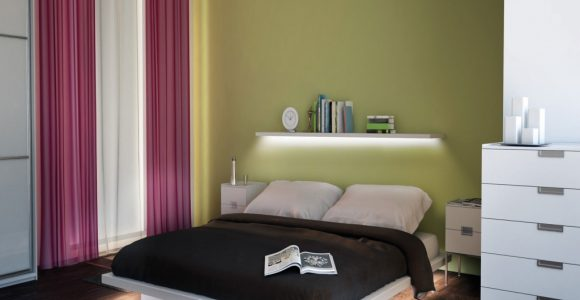 Bett Mit Beleuchtung Bett Miset In Wei Mit Led Beleuchtung with proportions 1024 X 1024