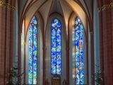 Die Chagall Fenster In Mainz Georg Dahlhoff Fotografie intended for size 1004 X 1500