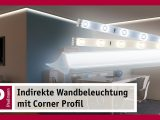 Indirekte Beleuchtung Stuckleisten Und Licht Voute Mit Led Strips within measurements 1920 X 1080